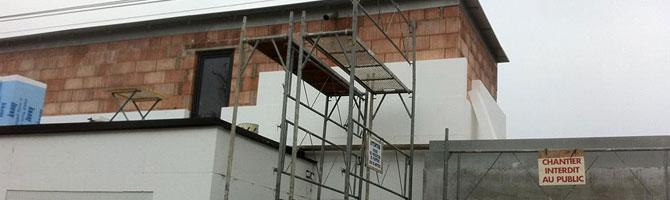 Isolation des façades obligatoire en cas de ravalement à partir du 1er janvier 2017